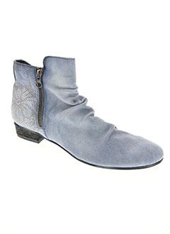 De Pas Bottines Modz Couleur Cher Et Boots Soldes Bleu En Femme q4ZpgS
