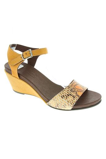 lune EFFI_CHAR_1 l'autre chaussures femme de couleur orange