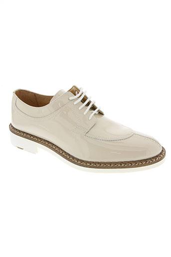pellet chaussures femme de couleur beige