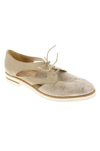 peperosa chaussures femme de couleur beige