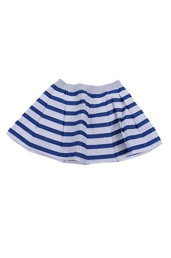 Jupe mi-longue bleu ABSORBA pour fille