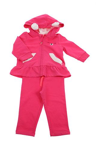 billieblush ensemble fille de couleur rose