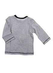 T-shirt manches longues gris ABSORBA pour fille seconde vue