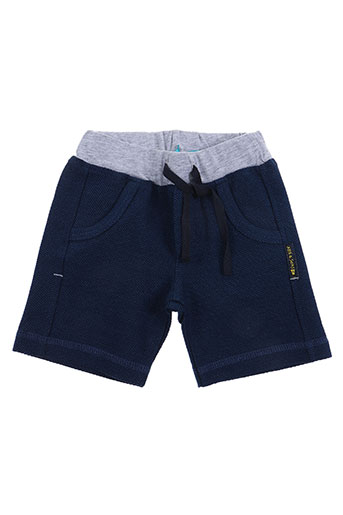 absorba shorts / bermudas garçon de couleur bleu