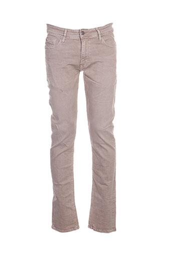 teddy smith jeans homme de couleur beige
