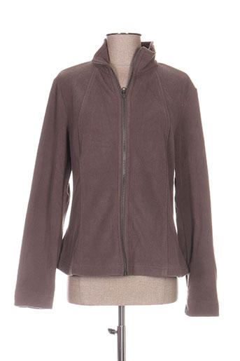 s.oliver vestes femme de couleur gris