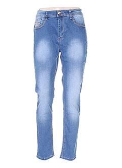 Produit-Jeans-Femme-ROSE PLAYER