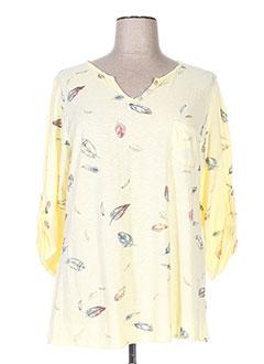 Produit-T-shirts-Femme-PIMENT ROUGE