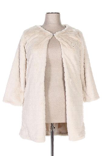 new collection manteaux femme de couleur beige