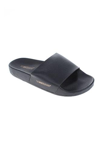 thewhitebrand chaussures femme de couleur noir