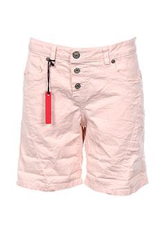 Produit-Shorts / Bermudas-Fille-PLEASE