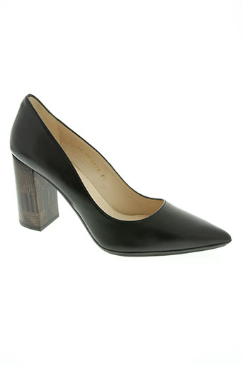 lodi chaussures femme de couleur noir