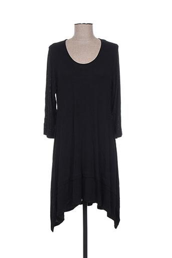 bohéme tuniques femme de couleur noir
