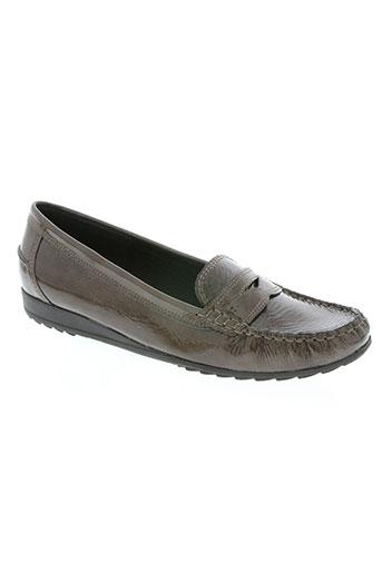 ara chaussures femme de couleur marron
