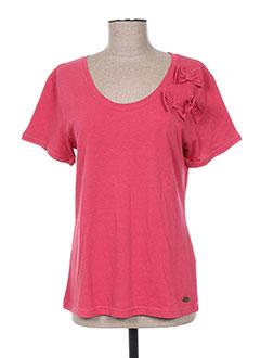 Produit-T-shirts-Femme-BLEU SALÉ