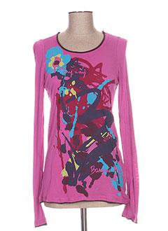 Produit-T-shirts-Femme-BANANA MOON
