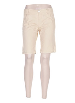 Produit-Shorts / Bermudas-Femme-BANANA MOON