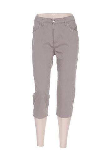 kanope pantacourts femme de couleur gris