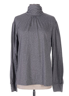 Sous-pull gris CAPUCCINO pour femme