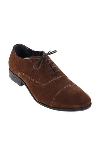 ben sherman chaussures homme de couleur marron