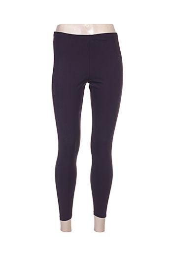 3322 pantalons femme de couleur violet