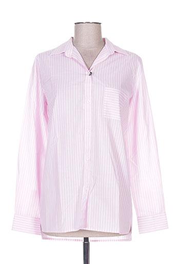 desgaste chemises femme de couleur rose