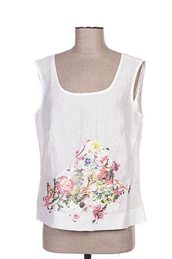 filipine lahoya chemises femme de couleur blanc