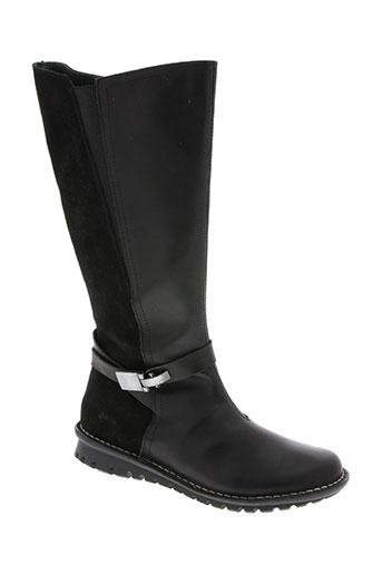 nice chaussures femme de couleur noir