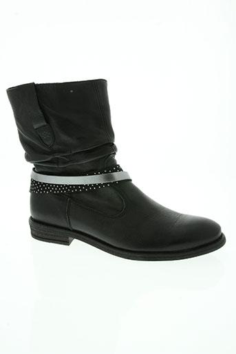 acebos chaussures femme de couleur noir