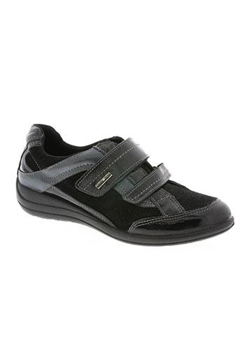 imac chaussures femme de couleur noir