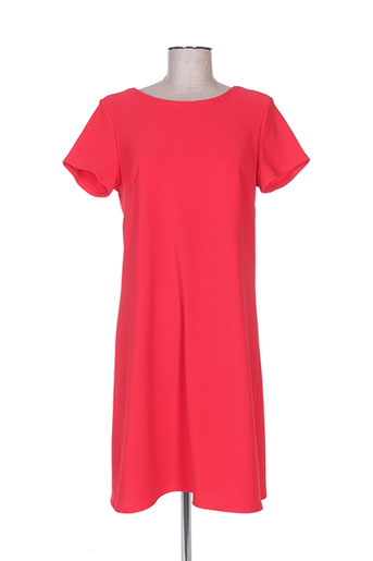 adoree robes femme de couleur rouge