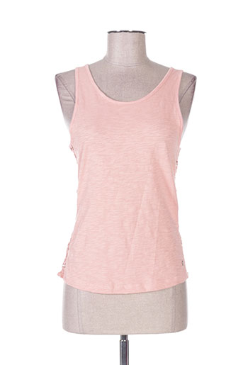 roxy girl t-shirts femme de couleur rose