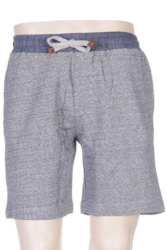 tbs shorts / bermudas homme de couleur bleu