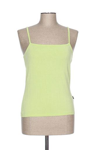 malvin chemises femme de couleur vert