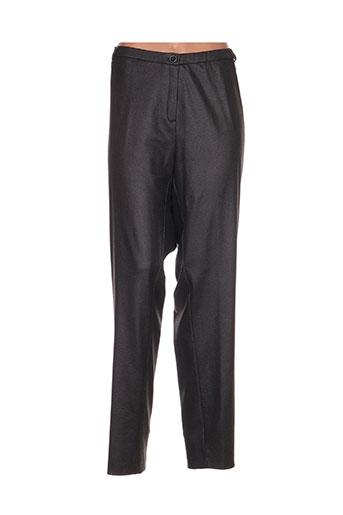 meri EFFI_CHAR_1 esca pantalons femme de couleur gris