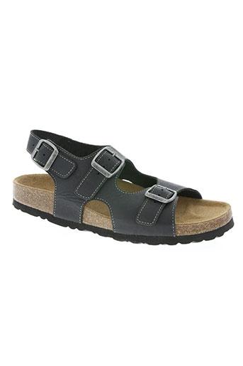 reqins chaussures homme de couleur bleu