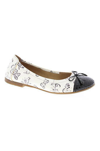 romagnoli chaussures femme de couleur blanc