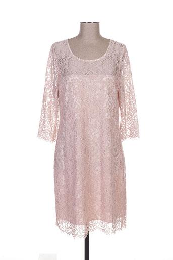 esqualo robes femme de couleur rose