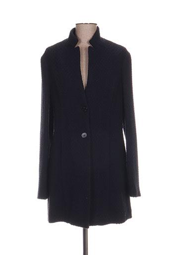 kocca manteaux femme de couleur bleu
