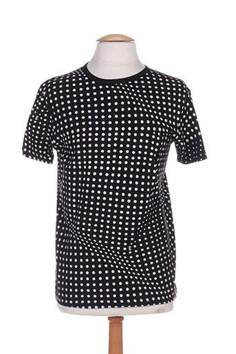 T-shirt manches courtes noir EDWIN pour homme
