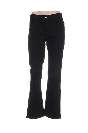 lee jeans femme de couleur noir