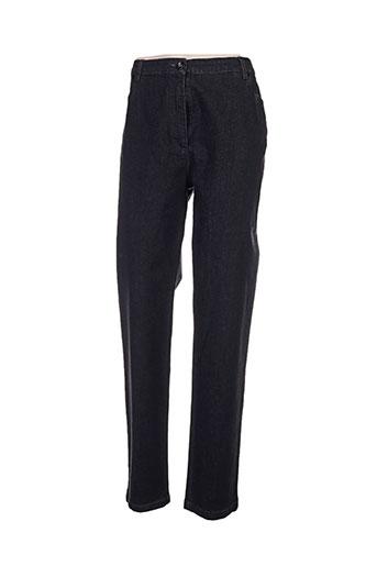 griffon jeans femme de couleur noir