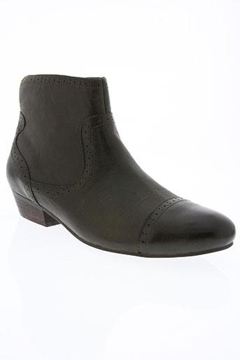 one step chaussures femme de couleur vert