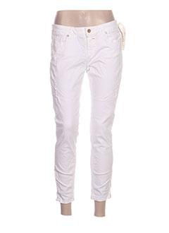 dea8562137a Vêtements Femme De Marque HUGO BOSS De Couleur Blanc En Soldes Pas ...