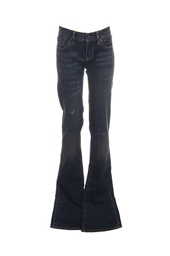 Jeans bootcut bleu RALPH LAUREN pour femme