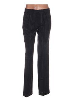 Pantalon casual gris RALPH LAUREN pour femme