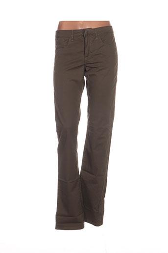 lacoste pantalons homme de couleur vert