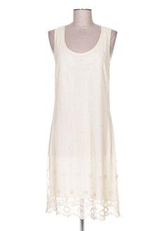 Jupon /Fond de robe beige CHIPIE pour femme