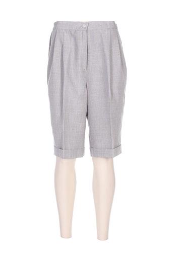 griffon shorts / bermudas femme de couleur gris