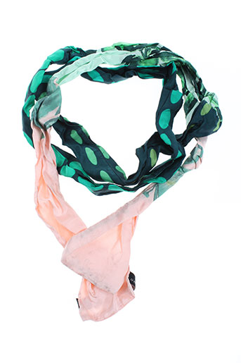 one step accessoires femme de couleur vert